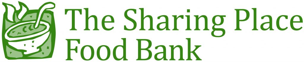 The Sharing Place Food Bank Thanks!Giving Sale Challenge