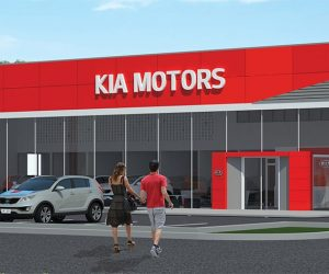 The New Plaza Kia